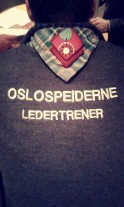Genser Oslospeiderne ledertrener