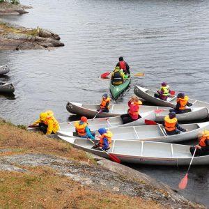 7. Oslo Kanoer på vannet