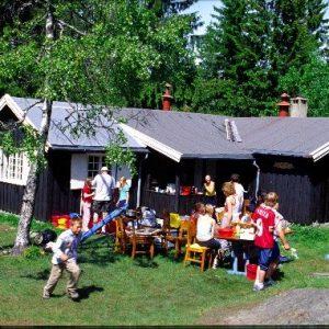 7. Oslo på hytta deres
