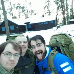 7. Oslo 3 ledere på tur