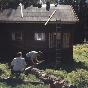 Grünnerløkka MS på hytte