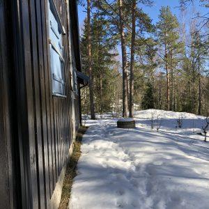 Uteområde Blåhaug